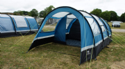 Royal Welford 4 Man Tent (Including Carpet + Footprint)